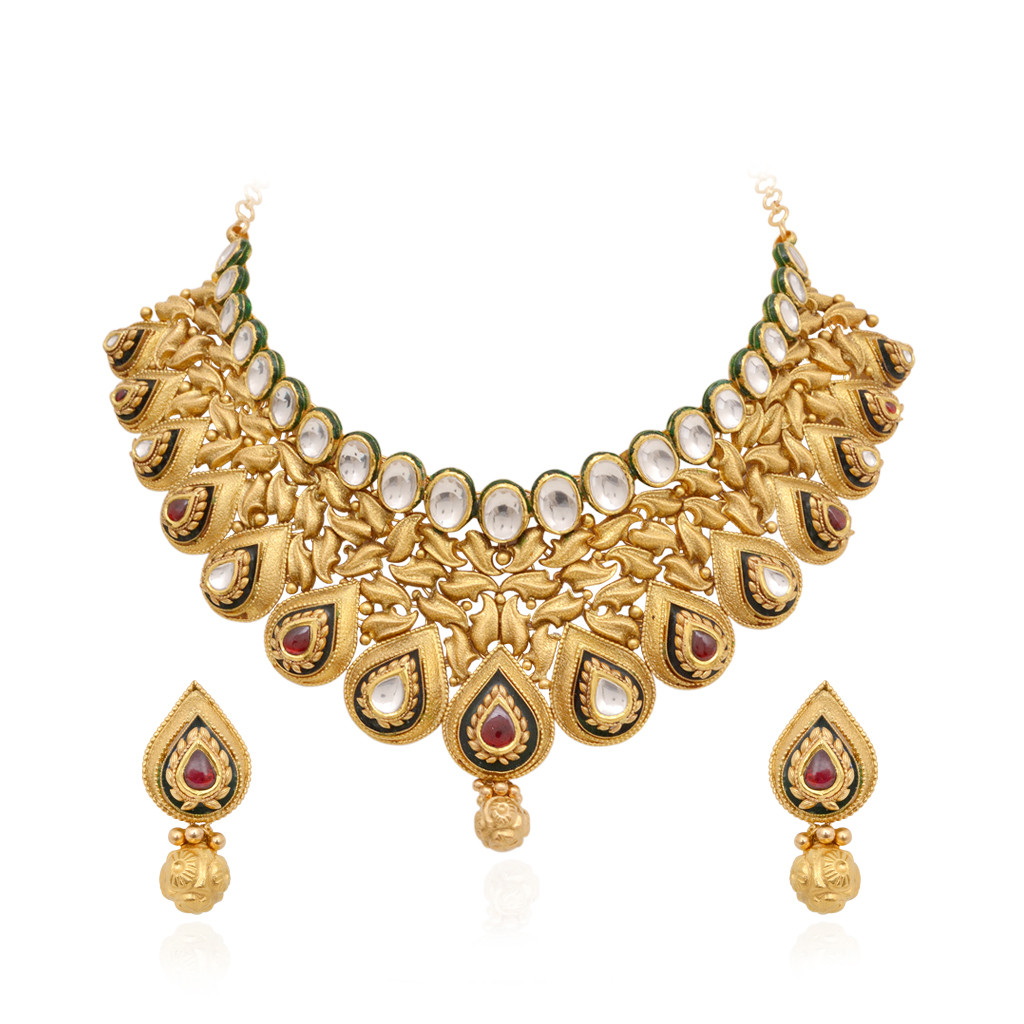 Gold Necklace  Buy Gold Necklace Designs   Malabar Gold
